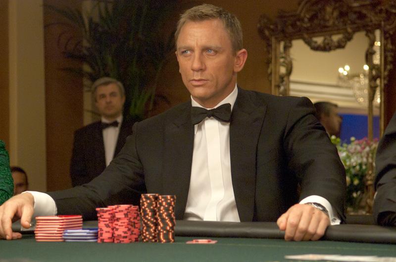 Live like Bond