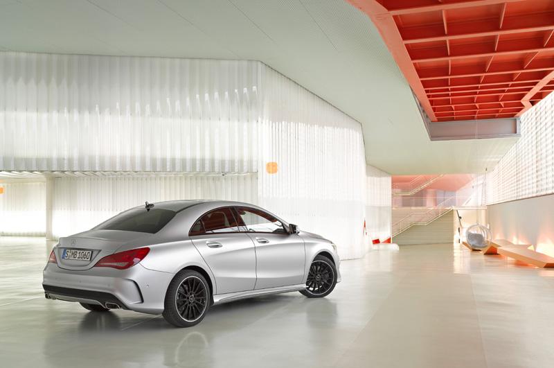 Mercedes CLA – Klasse