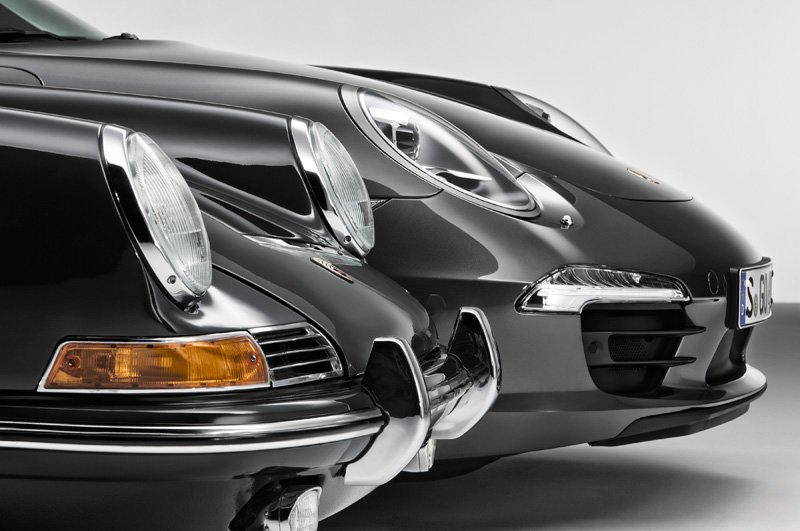 50 Jahre Porsche 911