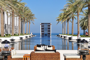 Adieu Winter: The Chedi Muscat