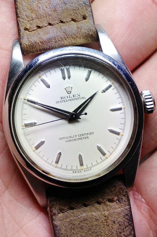 Die Rolex von Dr. Charles Evans – Mt. Everest 1953