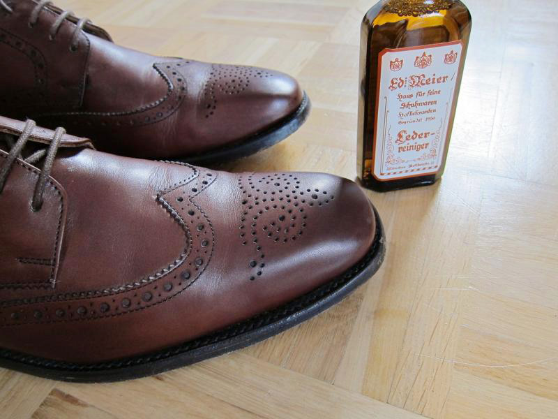 Schuhpolitur für Anfänger