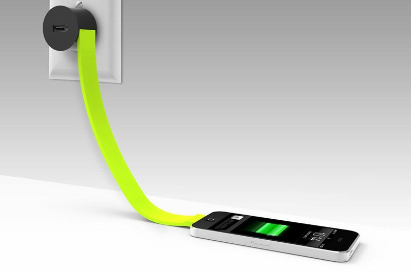 Tylt Band Wall Charger