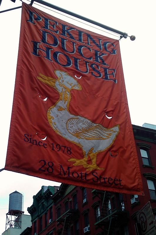 Peking Duck House – Ente gut, alles gut