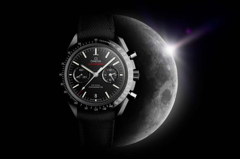 Omega Speedmaster Ceramic – Dark Side Of The Moon