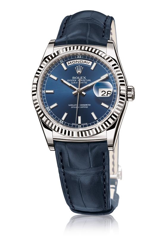 Rolex-Day-Date-WG-Blue