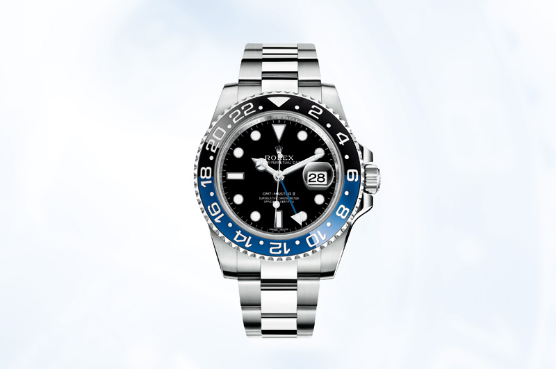 rolex gmt master 2 rot blau. Black Bedroom Furniture Sets. Home Design Ideas