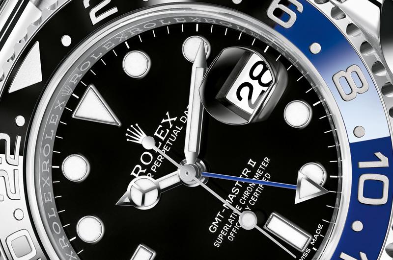 Rolex GMT-Master II 116710 BLNR