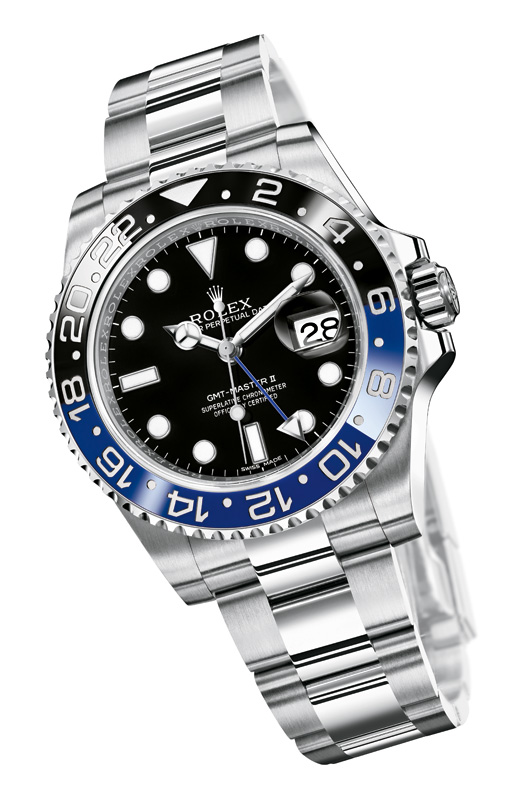 rolex gmt master ii 116710 blnr luxify. Black Bedroom Furniture Sets. Home Design Ideas