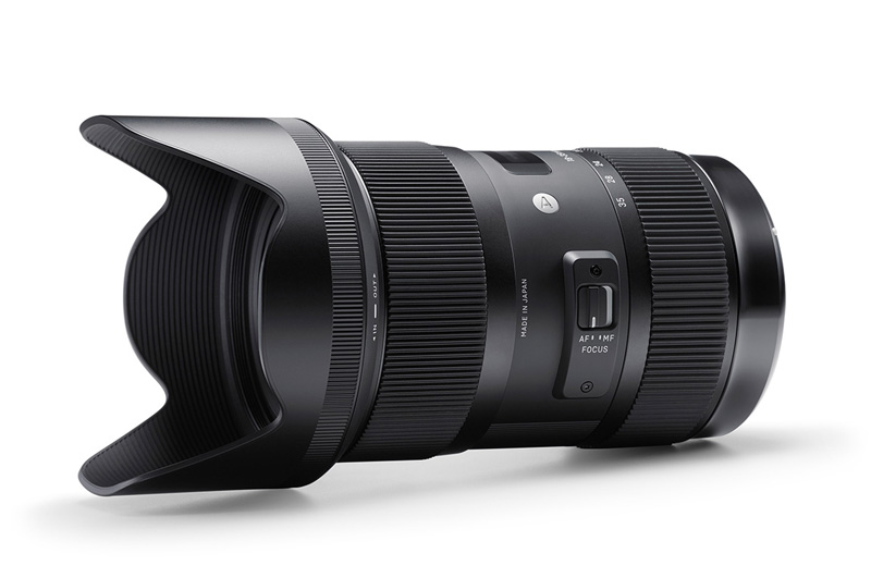 Sigma 18-35mm F1,8 DC HSM