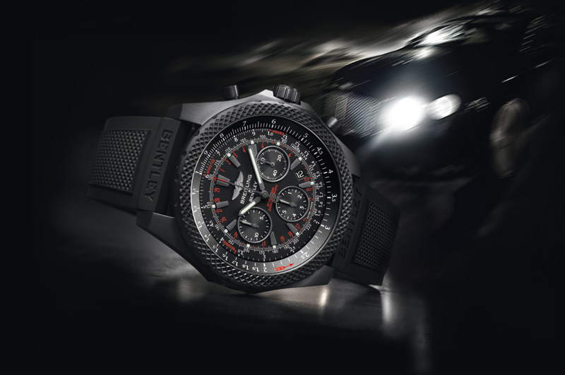 Breitling for Bentley Light Body Midnight Carbon
