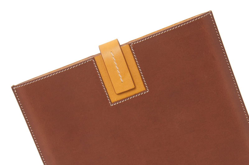 Bill Amberg Hunter iPad Sleeve