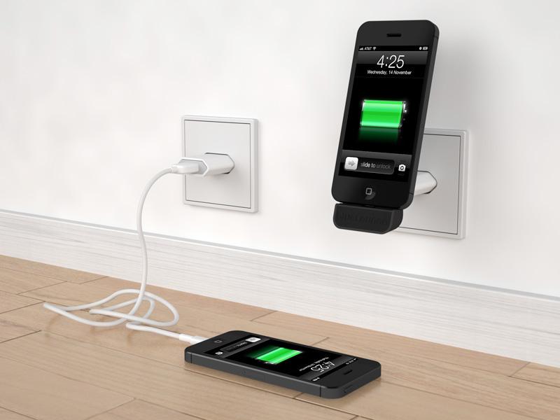 Bluelounge MiniDock für iPhone 5