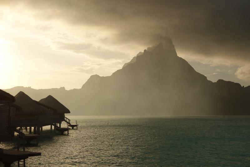 Traumhaftes Bora Bora