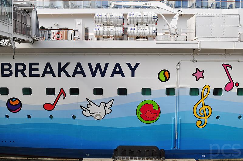 Norwegian Breakaway – New York auf hoher See