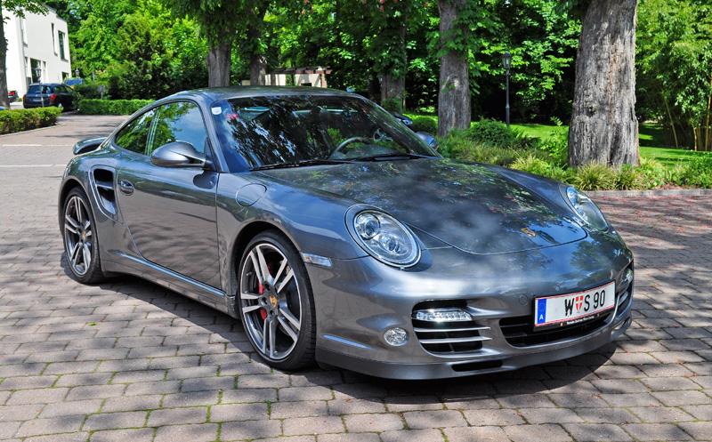 Wachablösung – Porsche 911 Turbo