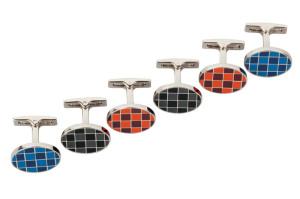 Hermès Manschettenknöpfe und Armbänder