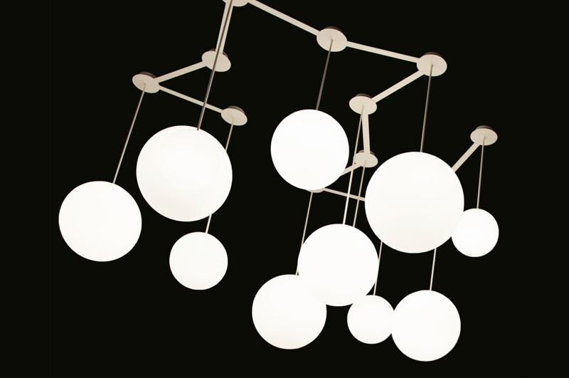 Modoluce Multiball by Roberto Paoli