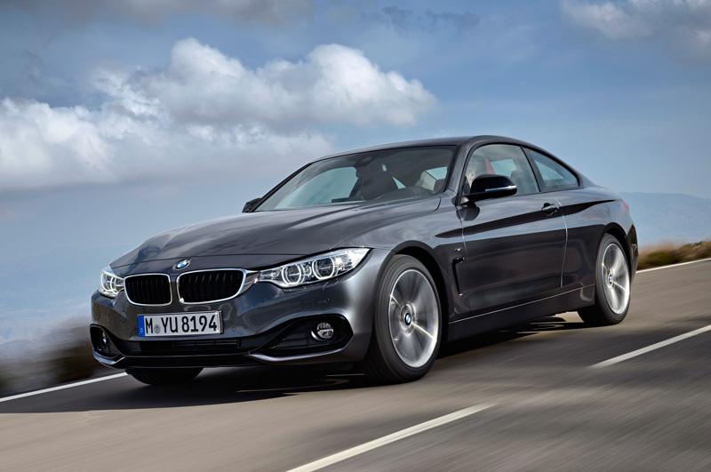 Das neue BMW 4er Coupé