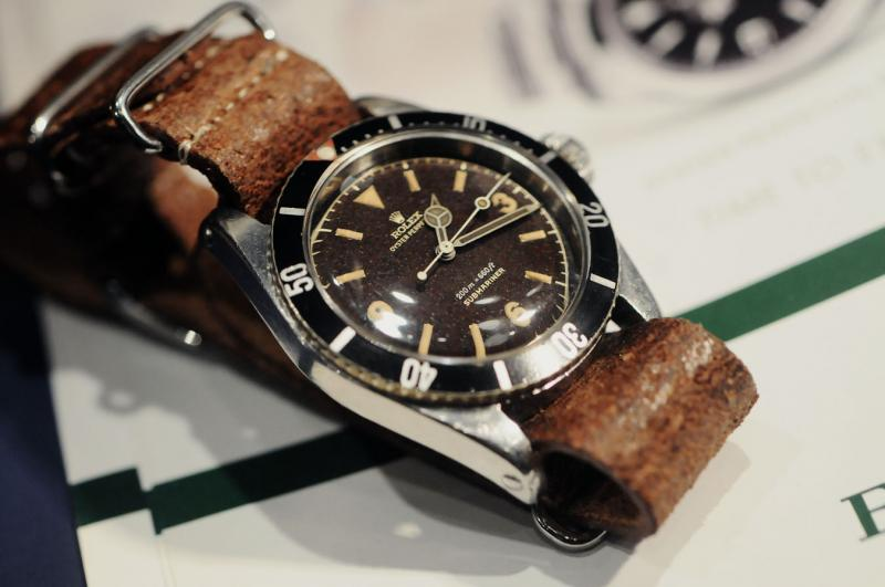 London Rolex Meeting