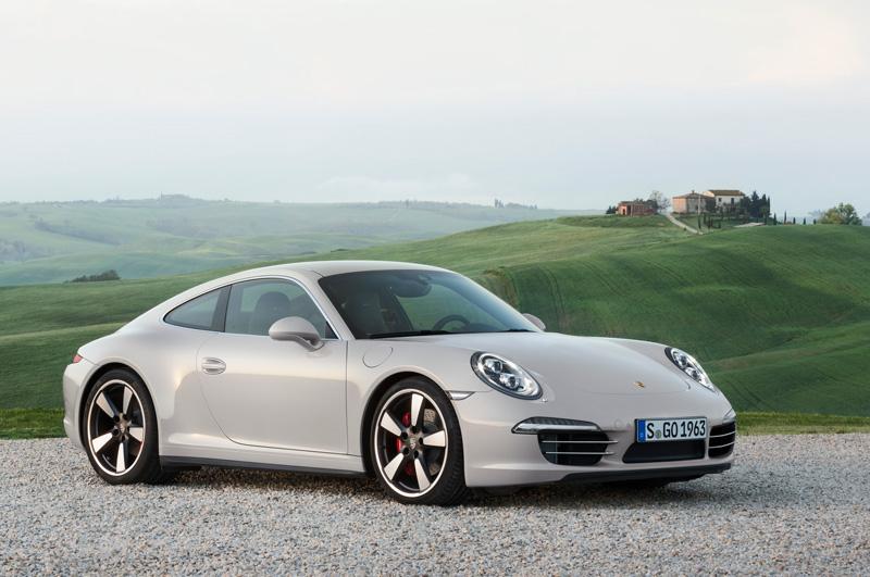 Sondermodell 50 Jahre Porsche 911