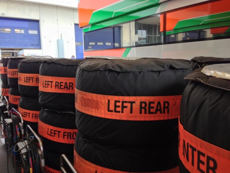 Formel 1 – Ein Tag am Nürburgring
