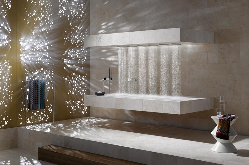 Dornbracht Horizontal Shower