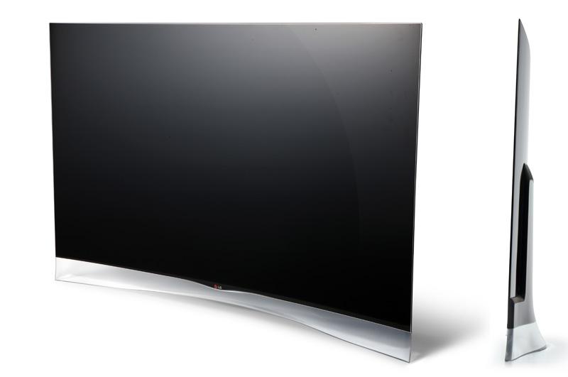 LG Curved OLED TV EA9800