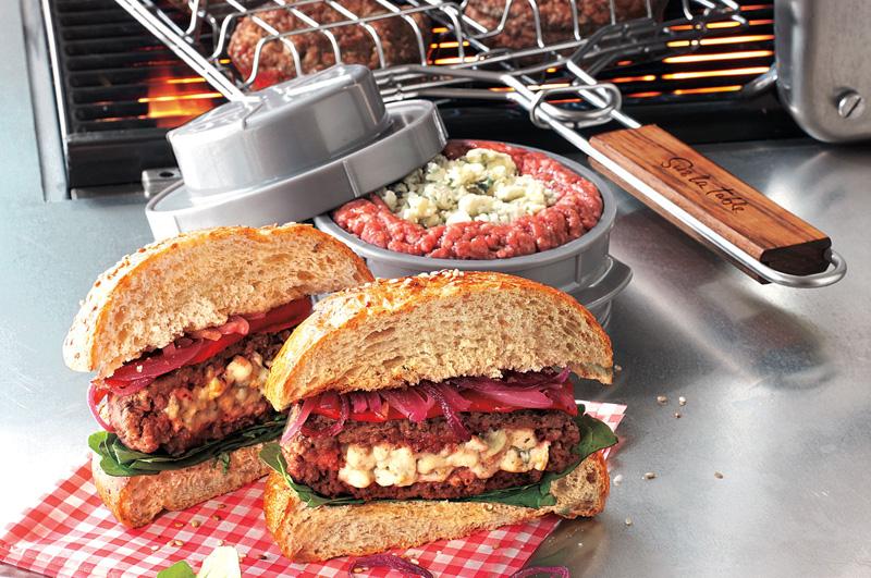 Stuff-A-Burger Burgerpresse