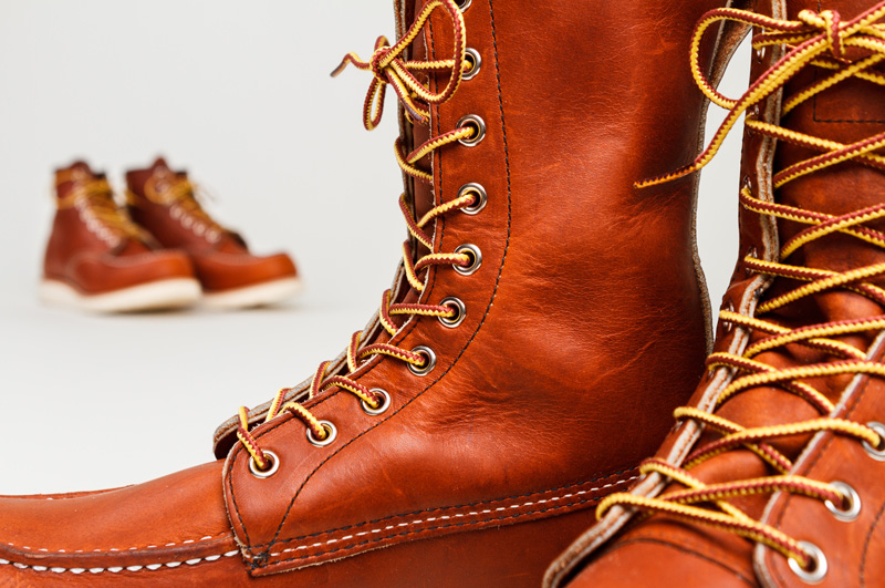 Red Wing Heritage 875 & 877
