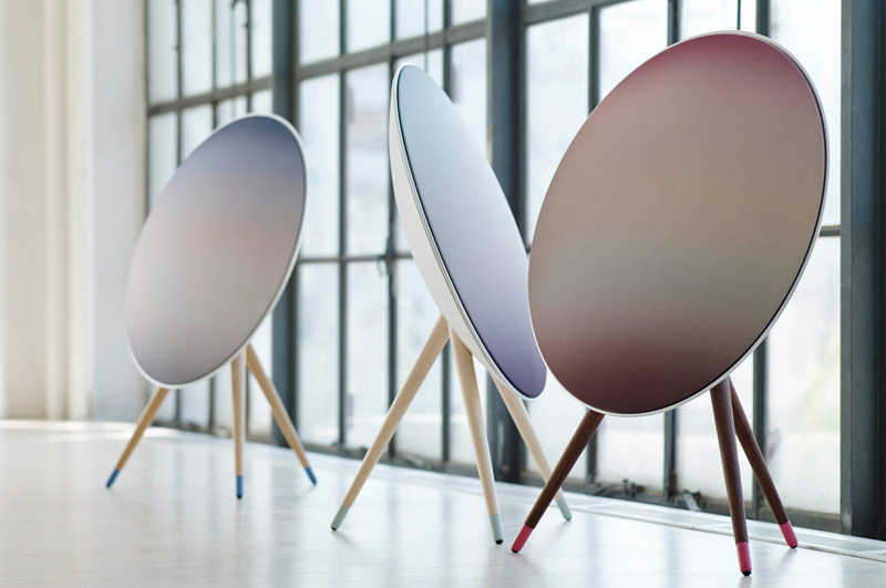 BeoPlay A9 Nordic Sky Edition