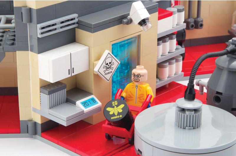 Citizen Brick – Superlab Playset