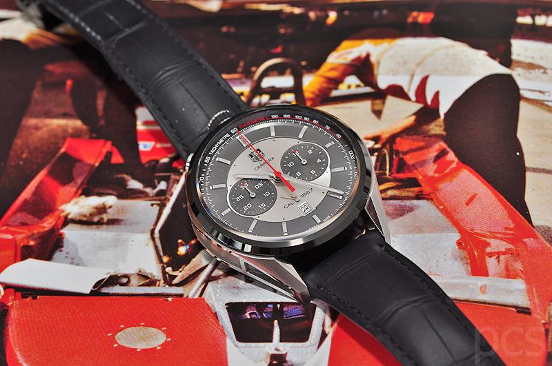 Hands-on Carrera Jack Heuer Edition
