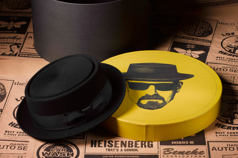 The Heisenberg  – Collector's Edition