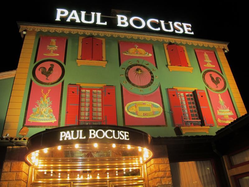 Zu Gast bei Paul Bocuse