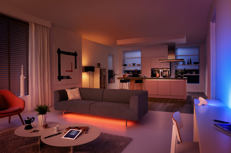 Philips – Friends of hue