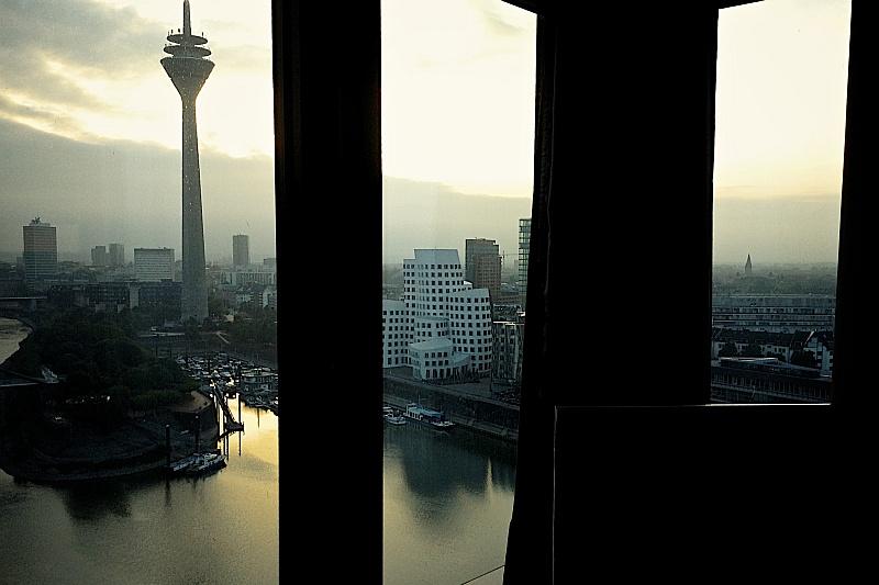 Room with a view – Hyatt Regency Düsseldorf
