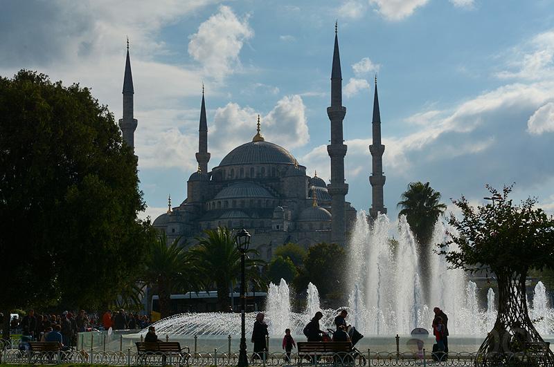 Willkommen in Istanbul