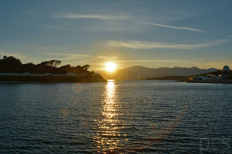 Sonnenuntergang Luxify Reisebericht MS Europa 2 Luxus Kreuzfahrtschiff