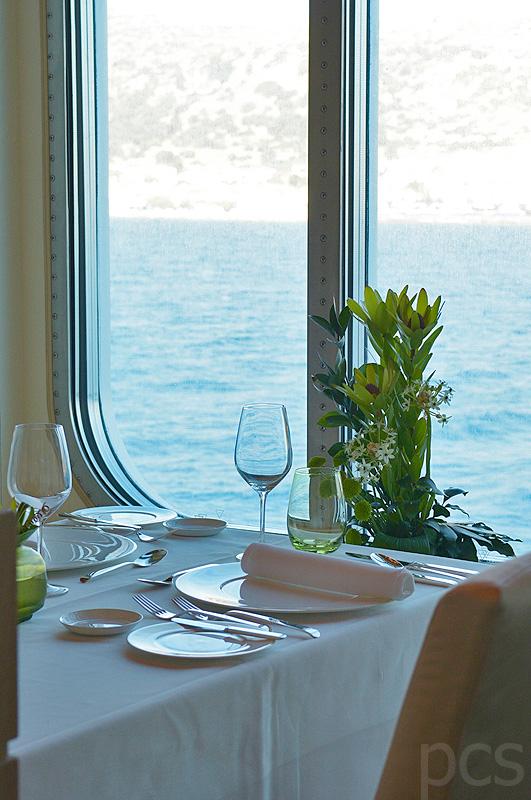 MS Europa 2 Italienisches Restaurant Serenissima
