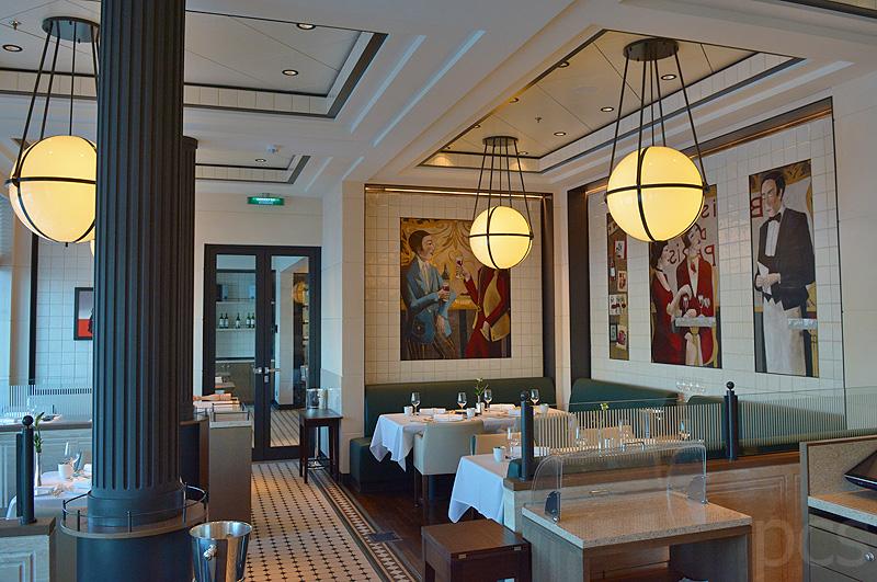 MS Europa 2 Französisches Restaurant Tarragon