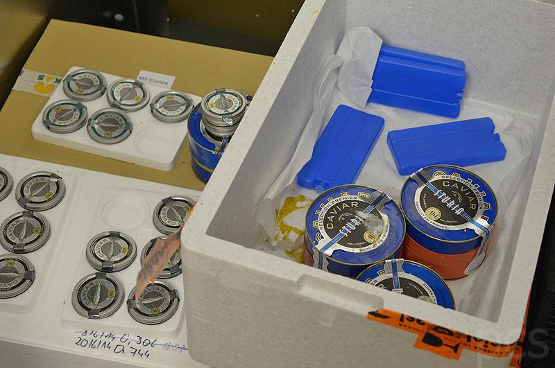 MS Europa 2 Kaviar