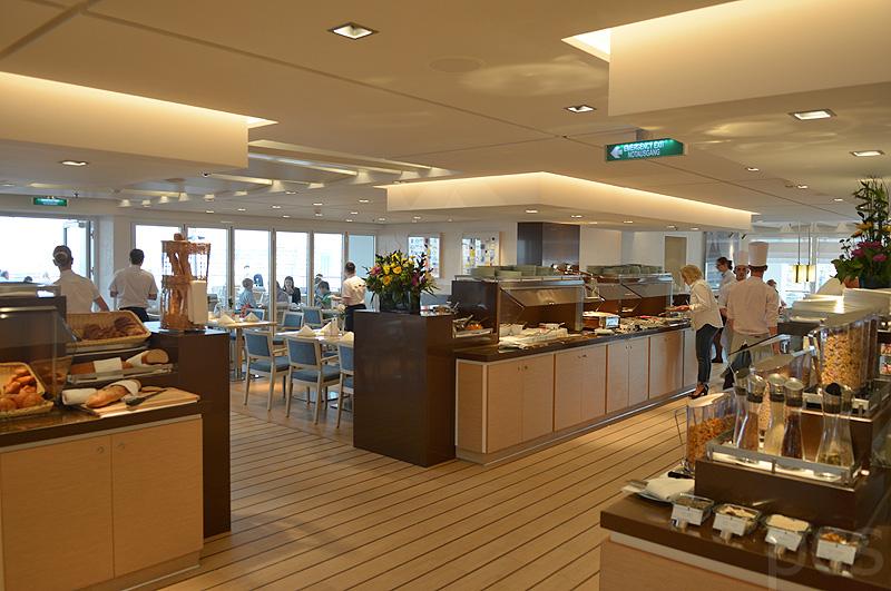 Yacht Club MS Europa 2