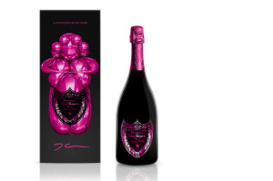 Dom Pérignon by Jeff Koons