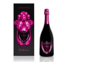 Dom Pérignon by Jeff Koons