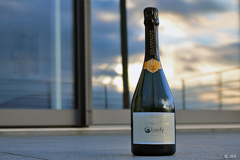 Champagne Marion-Bosser for luxify – Vintage 2004