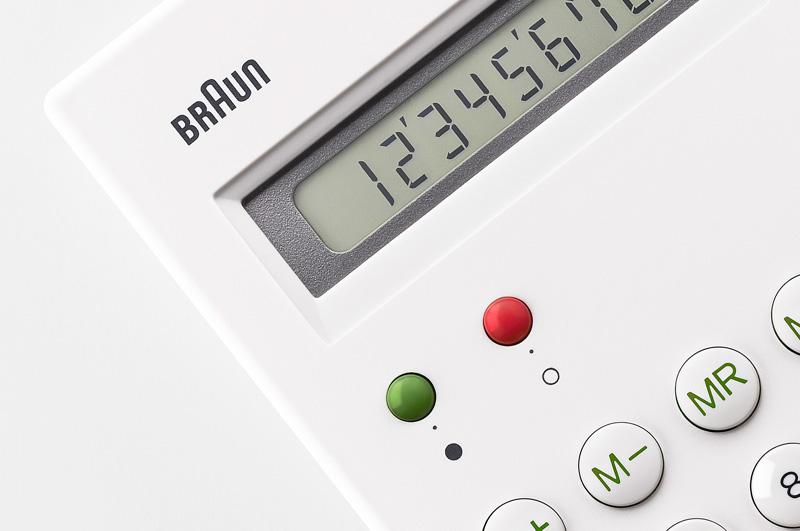Braun ET66 – Limited Edition in weiß!