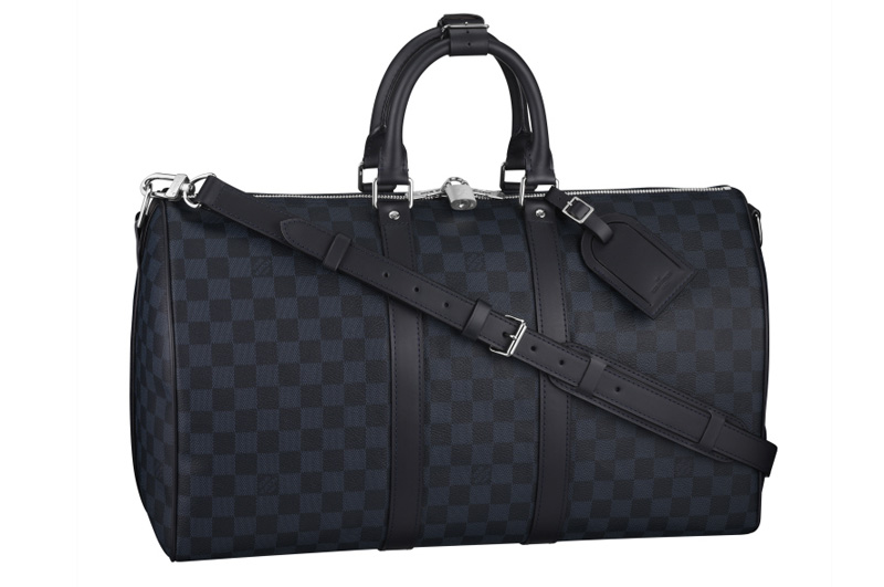 Louis-Vuitton-Keepall-45-Band-Damier-Cobalt