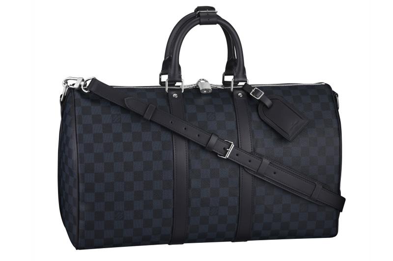 Louis-Vuitton-Keepall-45-Band-Damier-Cobalt