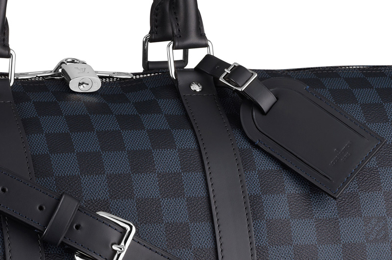 Louis-Vuitton-Keepall-55-Damier-Cobalt